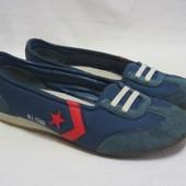 Балетки Converse, обувь в спортивном стиле, Оригинал, размер 40,5