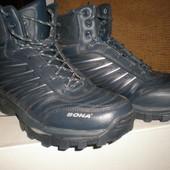 ботинки спорт-зима