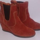 Ботинки женские, демисезонные Marco Tozzi