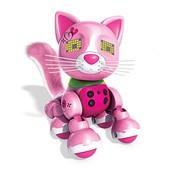Zoomer Интерактивный котенок meowzies arista interactive kitten with lights sounds and sensors