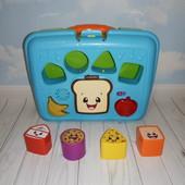 Музыкальный сортер чемодан Bright Starts развивающие игрушки