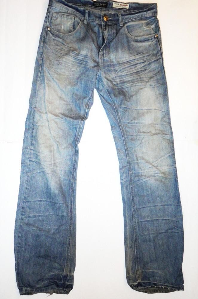 Мужские джинсы Германия р.32 L  (талия 86, дл.112) фото №1