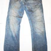 Мужские джинсы Германия р.32 L  (талия 86, дл.112)