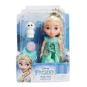 Disney принцессы диснея кукла Эльза с Олафом 15см jakks pacific