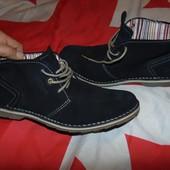 Стильние брендовие сапоги сапожки туфли ботинки Camel Active  .42 .