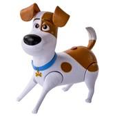 The secret life of pets Тайная жизнь домашних животных интерактивная фигурка пса Макса max walking
