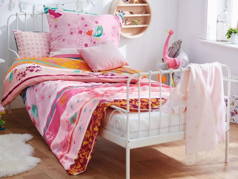 Красивый постельный комплект meradiso. 135х200 фото №1