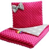Одеяло+ подушка детская