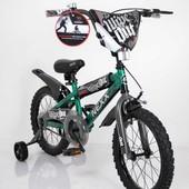 Двухколесный велосипед Nexx Boy-16