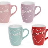 Чашка Сердце Home 0189590