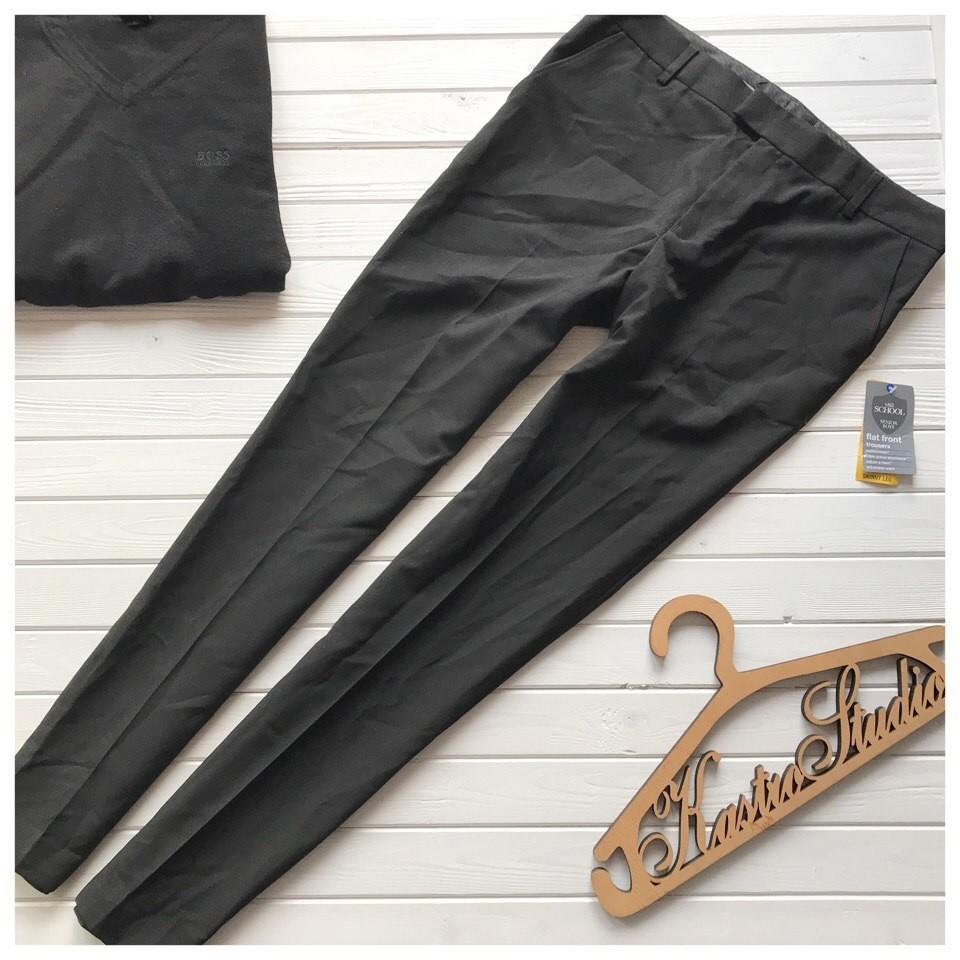 Новые мужские брюки классика M&S рр 34 фото №1