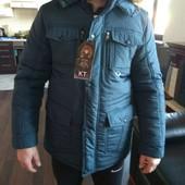 Курточка Аляска,теплая качество премиум класса.