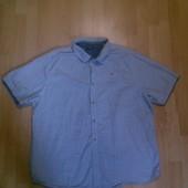 Фирменная рубашка XXXL