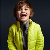 Куртка демисезонная желтая Crazy 8  в наличии из Америки на мальчика и девочку