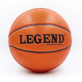 Мяч баскетбольный Legend Fashion 5665: размер №7, TPU, бутил