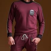 Размеры 48-54 Спортивный мужской костюм