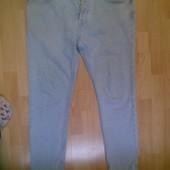 Фирменные джинсы скинни 38 р.