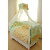 Новый балдахин Twins comfort для детской кроватки