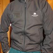 Фирменная спортивная термо курточка кофта Descente (Дисконт) м .