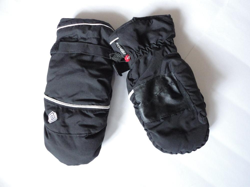 Термо варежки перчатки kombi (тинсулейт, дл. от запястья 21см) фото №1