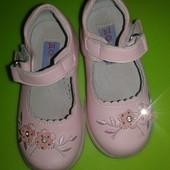 Нарядные туфельки 21 размер
