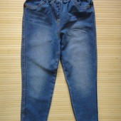 Синие лосины Next 2-3 года, 98 см