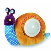 Мягкая игрушка ночник Улитка Равлик муся с подсветкой от Oops
