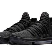 Кроссовки Nike Kd 10 All Black samurai, р. 41-45, код fr-1409