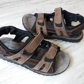 Кожаные сандали Catton 42р. 27,5 см