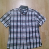 Фирменная рубашка XXL