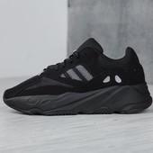 Кроссовки Adidas Yeezy 700 Boost Black, р. 41-45, код fr-1418
