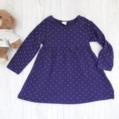 Платье 1,5-2 года H&M