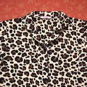размер 6-8 (XS-S) Байковая женская пижама Closer, б/у.