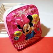 Рюкзак для девочки дошкольный Минни Польша