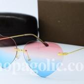 Солнцезащитные очки  YSL СС роз