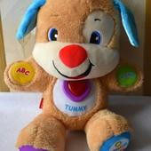 Умный щенок Fisher-Price Smart Stages Puppy, англ. язык