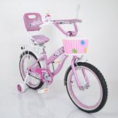 Двухколесный велосипед Rueda 20-03в