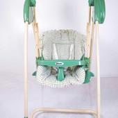 Детская качеля с рождения с трансформацией в стульчик 2 в 1 TS-100 Dolche Mio