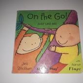 Книга толстый картон