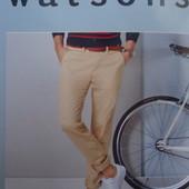 Мужские брюки Chino чиносы Watsons Германия, размер 54