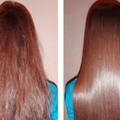 Ламинирование волос! Ваши волосы засияют!