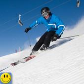 Новые мужские лыжные брюки Okay р. S 44-46. сток, сноубордические, штаны, черные