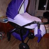 Элитная Tutis Zippy New, 2в1, Суперсостояние качественная коляска