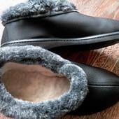 Теплые зимние бурочки, подойдут на широкую ногу, 40р.