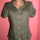 рубашка блуза р-р М/38 бренд H&M