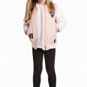Треггинсы  H&M для девочек 4-5, 5-6 лет
