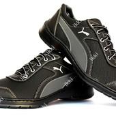 Демисезонные кроссовки мужские в стиле Пума (Ю-54чср)