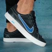Кроссовки Nike, кожа, р. 40-45, код gavk-10634
