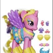 Cutie mark magic 15см My little pony Hasbro Пони-модницы Princess Cadence марк магик млп пони b3060