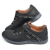 Кроссовки мужские кожаные Clubshoes Control Style